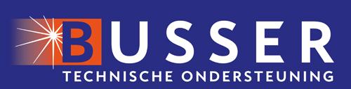 Logo Busser Technische Ondersteuning